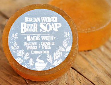 BEER SOAP - BELGIAN WITBIER
