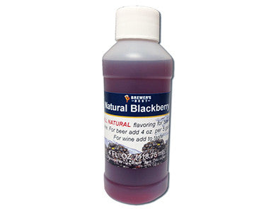 BLACKBERRY FLAVORING EXTRACT (4 OZ)