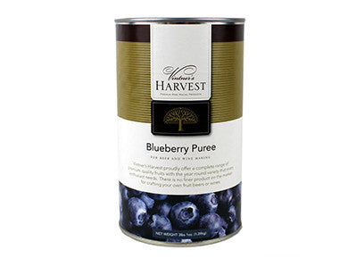 VINTNER'S HARVEST BLUEBERRY FRUIT PUREE (49 OZ)
