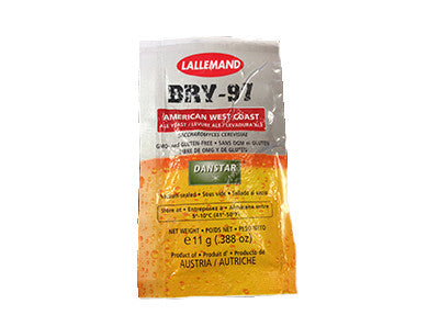 LALLEMAND BRY-97 WEST COAST ALE YEAST