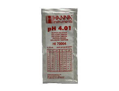 PH METER BUFFER SOLUTION FOR PH 4.01 (20mL PACK)