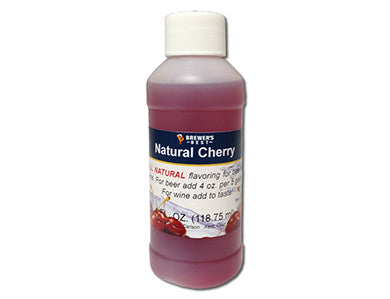 CHERRY FLAVORING EXTRACT (4 OZ)