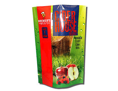 CIDER HOUSE SELECT SPICED APPLE CIDER KIT