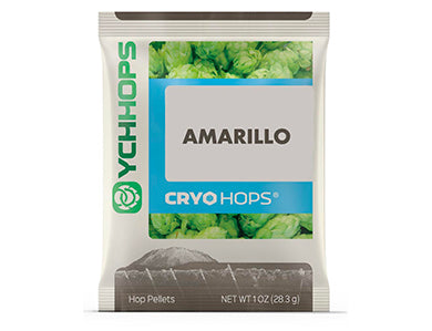 CRYO HOPS LUPULN2 PELLETS (LUPULIN POWDER) - AMARILLO  - 1 OZ