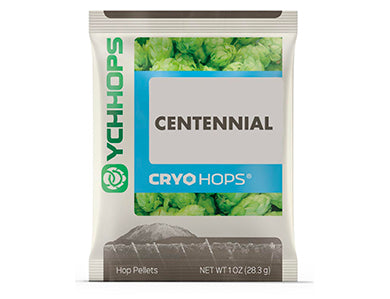 CRYO HOPS LUPULN2 PELLETS (LUPULIN POWDER) - CENTENNIAL  - 1 OZ
