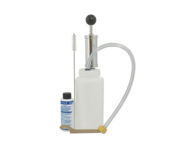 DRAFT LINE CLEANING KIT - HAND PUMP