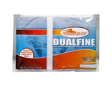 FERMFAST DUALFINE DUAL-STAGE FININGS 2.2 OZ