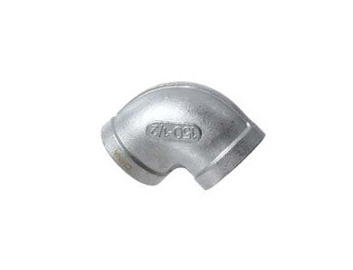 "ELBOW - 1/2"" FPT X 1/2"" FPT - STAINLESS"