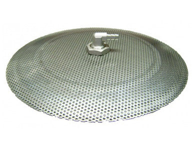 "FALSE BOTTOM - STAINLESS - 12"" DIAMETER"