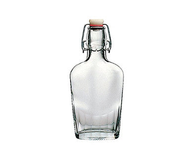 BOTTLE - 8.5 OZ SWING-TOP POCKET FLASK