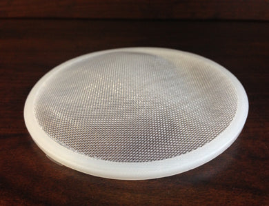 "FUNNEL - FINE FILTERING SCREEN FOR ANTI-SPLASH, 8"" OR 10"" FUNNEL"