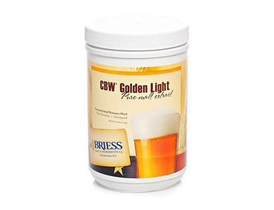 BRIESS GOLDEN LIGHT LME (3.3 LB)