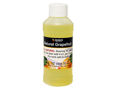 GRAPEFRUIT FLAVORING EXTRACT (4 OZ)