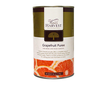 VINTNER'S HARVEST GRAPEFRUIT FRUIT PUREE (49 OZ)