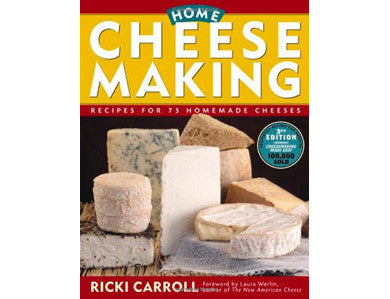 HOME CHEESEMAKING (CARROLL)