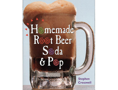 HOMEMADE ROOT BEER, SODA & POP (CRESSWELL)