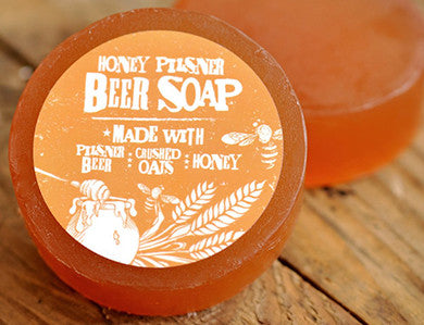 BEER SOAP - HONEY PILSNER