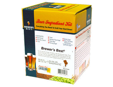 AMERICAN BROWN ALE RECIPE KIT (1 GALLON)