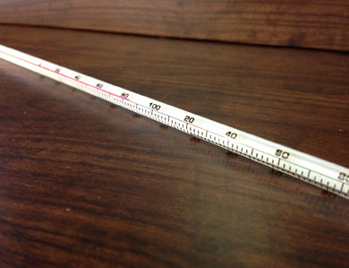 "THERMOMETER - 12"" LABORATORY THERMOMETER"