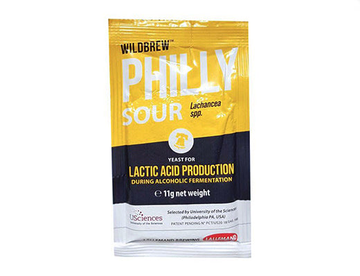 LALLEMAND WILDBREW PHILLY SOUR YEAST