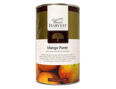 VINTNER'S HARVEST MANGO FRUIT PUREE (49 OZ)