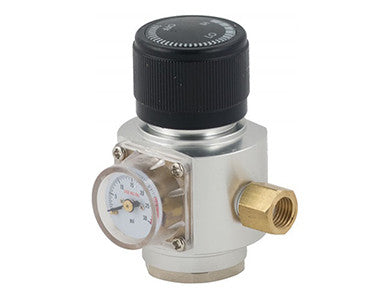 MINIATURE CO2 REGULATOR - REQUIRES CARTRIDGES
