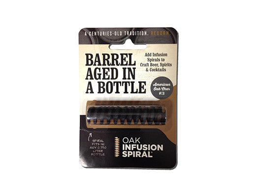 OAK INFUSION SPIRAL - AMERICAN MEDIUM TOAST FOR BOTTLES