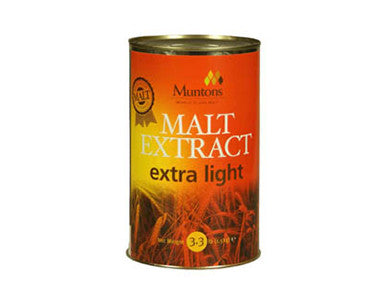 MUNTONS PLAIN EXTRA LIGHT LME (3.3 LB)