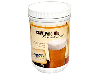 BRIESS PALE ALE LME (3.3 LB)