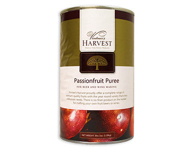 VINTNER'S HARVEST PASSIONFRUIT FRUIT PUREE (49 OZ)