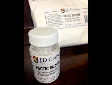 DRY PECTIC ENZYME 1 LB