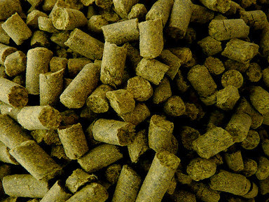 AU GALAXY HOP PELLETS 1 LB