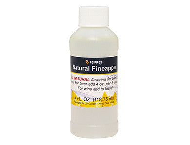 PINEAPPLE FLAVORING EXTRACT (4 OZ)