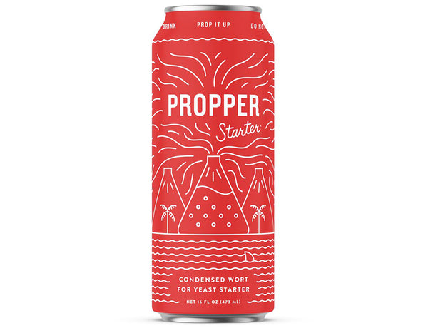 PROPPER STARTER CONDENSED WORT (16 OZ CAN FOR 1 LITER STARTER WORT)