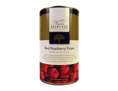 VINTNER'S HARVEST RASPBERRY FRUIT PUREE (49 OZ)