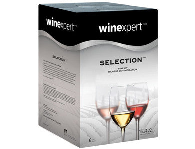 SELECTION WHITE MERLOT WINE KIT