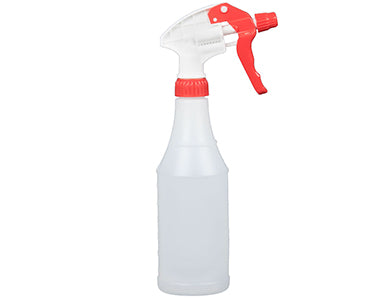 GRADUATED 1 QT SPRAY BOTTLE W/ TRIGGER