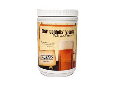 BRIESS GOLDPILS VIENNA LME (3.3 LB)