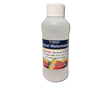 WATERMELON FLAVORING EXTRACT (4 OZ)
