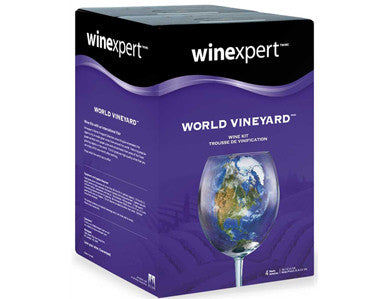WORLD VINEYARD CALIFORNIA TRINITY RED WINE KIT