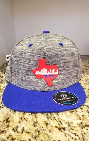 Houston Texans Hat Blue