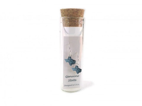 Turquoise Texas Earrings