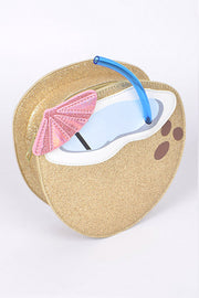 Coconut Beach Purse