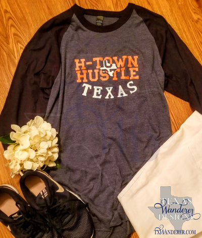 Hustle Town Shirt