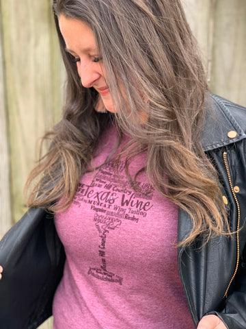 Texas Wine Shirt