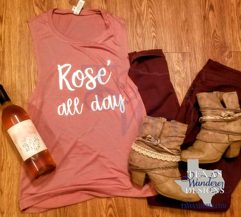 Rose© All Day Tank Top