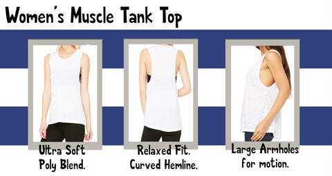 Bella Canvas Rodeo Muscle Tank Top