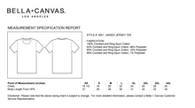 Load image into Gallery viewer, Bella Canvas Funny Dad Shirt Sizing
