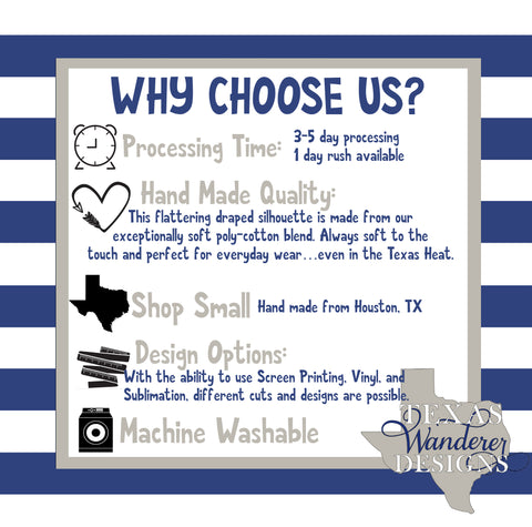 Why Choose Texas Wanderer