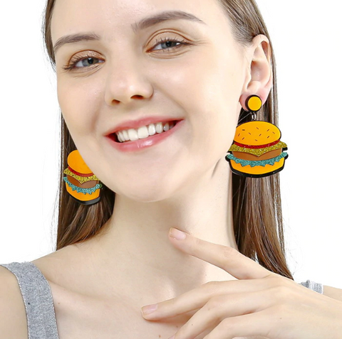 BBQ Earrings